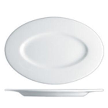 ovale serveerschotel 28cm