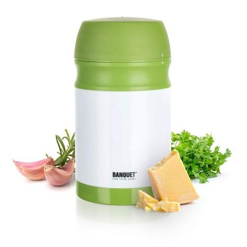 Handmatige snijmachine voor kruiden, kaas & knoflook