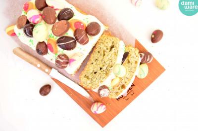 Citroen Maanzaad Cake Pasen