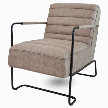 James fauteuil Industrieel, dessert kleur