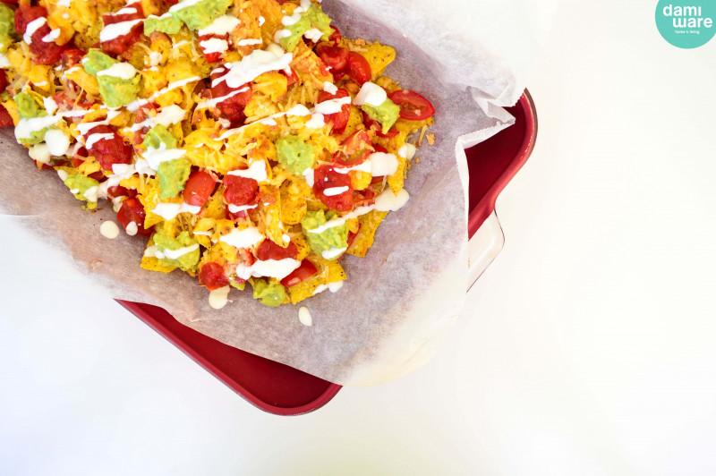 Vaderdag recept Ontbijt Nachos