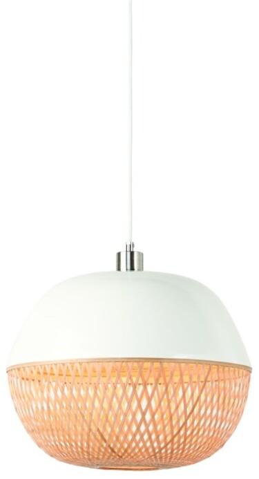 hanglamp mekong, bamboe, bolvormig