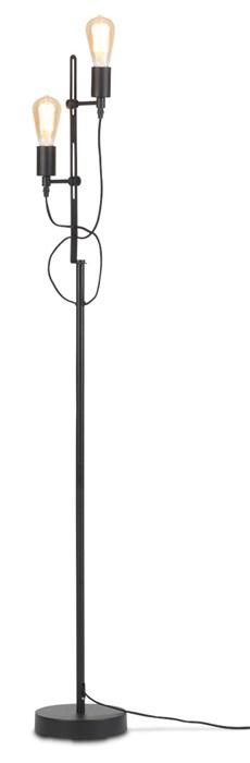 vloerlamp industrieel seattle